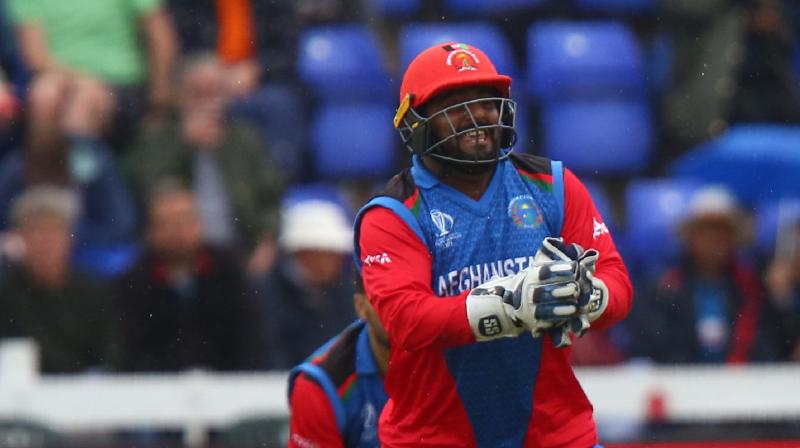 Afghanistan's next World Cup match is against New Zealand in Taunton on Saturday. (Photo:AFP)