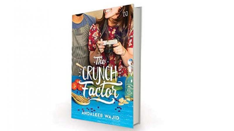The Crunch Factor, by Andaleeb Wajid Hachette, Rs 350