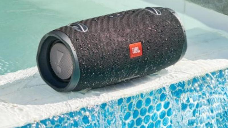 This JBL Xtreme 2 portable speaker can be perfect for the upcoming festival parties as it promises up to 15 hours of playback music on a single charge.