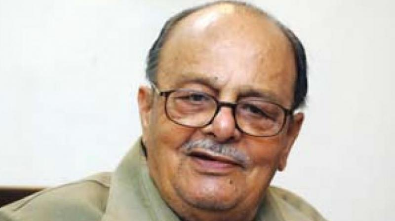 Former Madhya Pradesh Chief Minister late Arjun Singh has served the Congress his entire life and ensuring protection of women and assisting helpless persons was a matter of principles for him. (Photo: File)