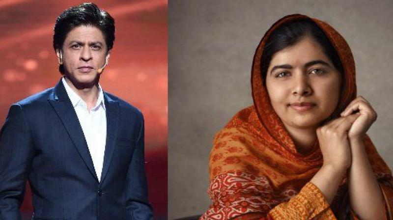 Malala all praise for Shah Rukh Khan-starrer 'Zero'