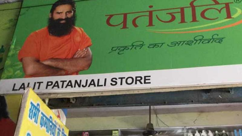 In 2018-19, Patanjali Ayurved had alone reported a revenue of Rs 8,329 crore.