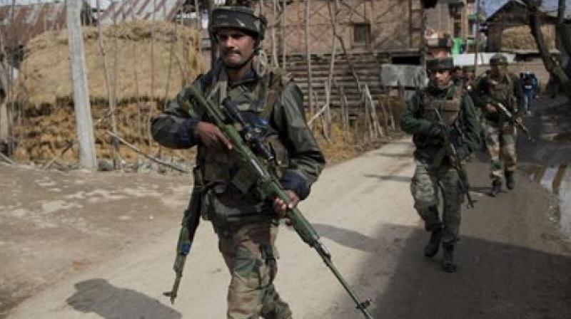 The official identified the deceased soldier as Havaldar Santosh Kumar, a resident of Pura Bhadauria village of Agra in Uttar Pradesh.  (Photo: Representational/PTI)