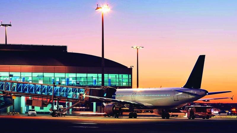 To enhance airport connectivity, HMDA has decided to construct a four-lane down ramp from PVNR Expressway at a cost of `9.6 crore and a 600-metre four-lane bridge connecting TSIIC layout given for SEZ for an estimated `40 crore, which will connect with the P7 road.