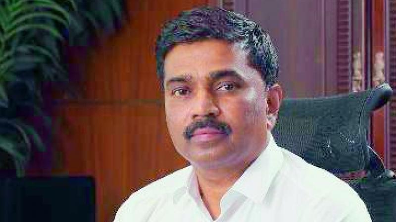 PV Krishna Reddy