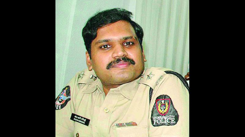 Senior IPS officer Stephen Ravindra