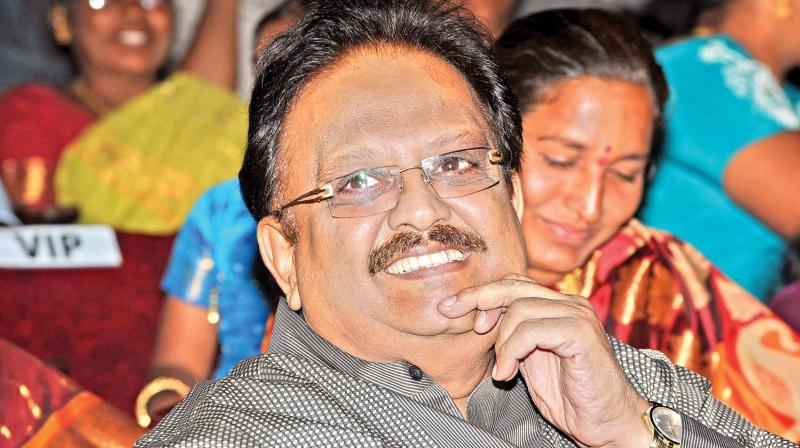 SP Balasubrahmanyam continues to be on life support but is stable: Hospital