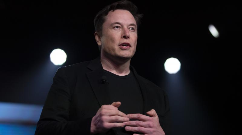 Currently, Tesla's market value is close to USD 61 billion. (Photo:AP)