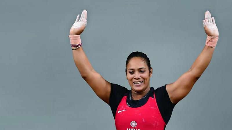 CWG 2018: RV Rahul bags India's fourth gold medal in weightlifting
