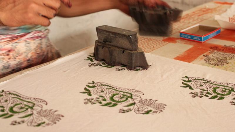 This was followed by a hands-on Kalamkari activity which was held at the artisan Harinath's home. (Photo: Pixabay)