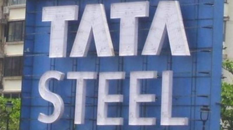 Tata Steel is country's major steel producer.