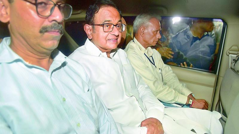 A three-judge bench, headed by Justice R Banumathi, asked the Enforcement Directorate (ED) to submit in a sealed cover the relevant documents related to the case, which the probe agency wants to place on record for the perusal of the court. (Photo: File | PTI)