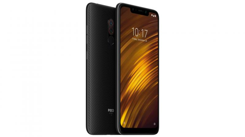 The company is offering an additional discount of Rs 2000 on exchange against POCO F1.