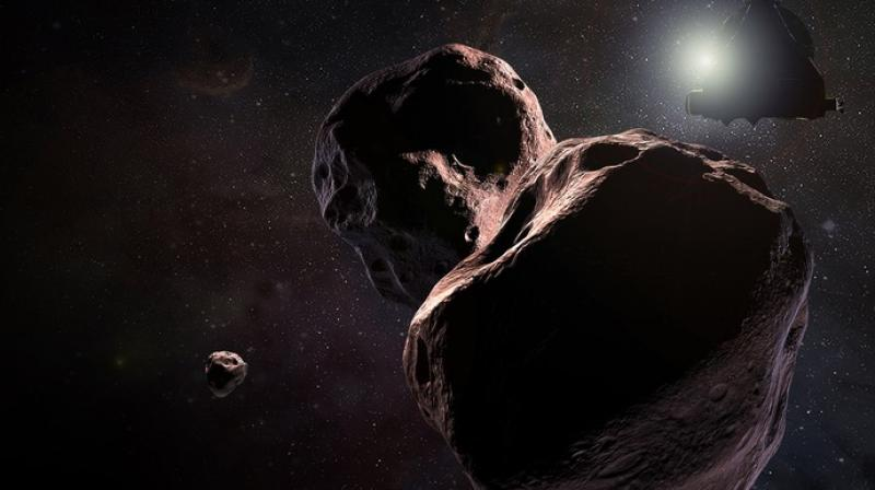 "The first detailed images beamed back from the US agency's New Horizons mission allowed scientists to confidently determine the body was formed when two spheres, or ""lobes,"" slowly gravitated towards each other until they stuck together — a major scientific discovery."