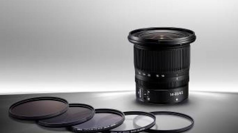 The lens is the world's first FX-format lens to support direct filter attachment.