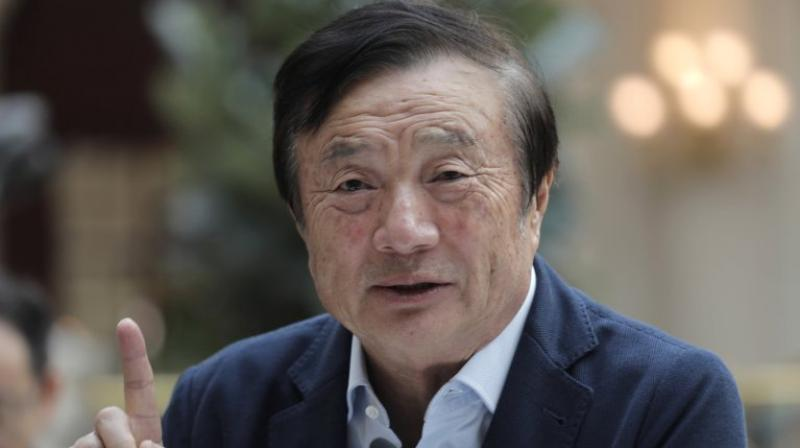 """""""All of the US companies that we work with are great companies that hold themselves to high standards in terms of business integrity and ethics."""" said Ren Zhengfei, founder and CEO of Huawei."""