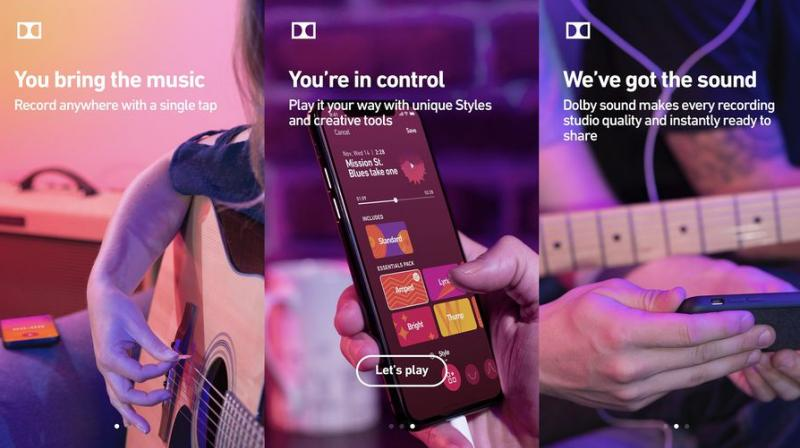 Dolby Labs secretly working on smartphone app that records studio quality audio