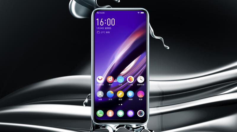 APEX 2019 introduces a sleek and truly FullView design that renders the bezel extinct.