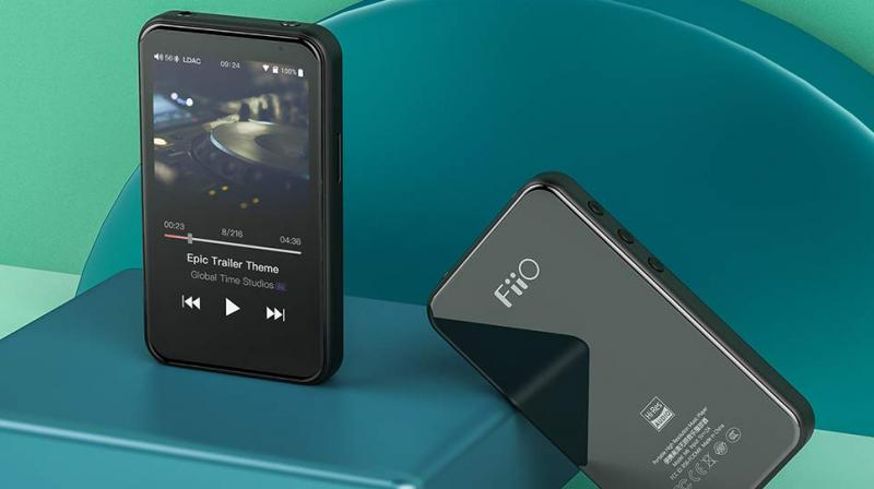 New to the M6 is the FiiO Link functionality.