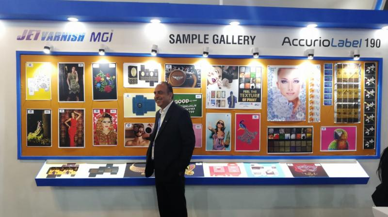 Konica Minolta announces new offerings at Printpack India 2019