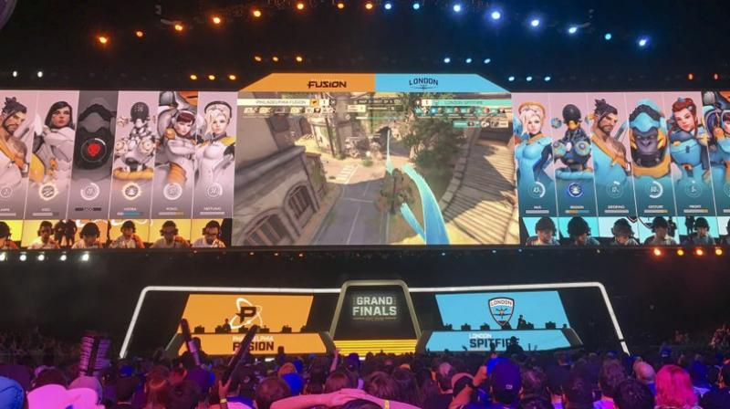 dj khaled overwatch league