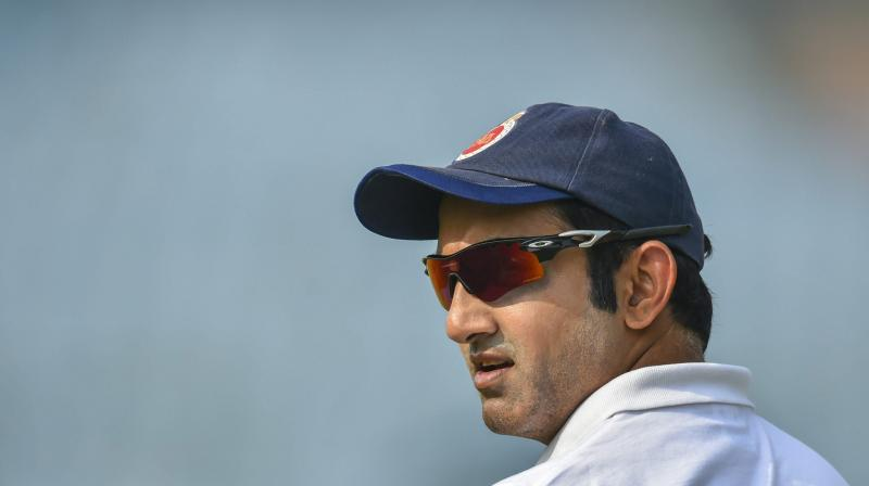Asked what should be done if the two teams meet in the final, Gambhir said in that case, India should forfeit the final. (Photo: PTI / File)