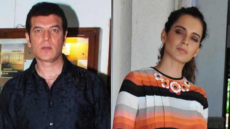 Aditya Pancholi had also said that Kangana Ranaut is a product of nepotism since he helped her enter Bollywood.