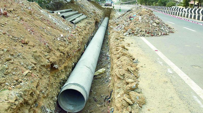 The water board will supply a minimum of 35 million litres a day (MLD) to meet the drinking water needs of these residents, costing Rs 110.08 crore. (Representative picture)