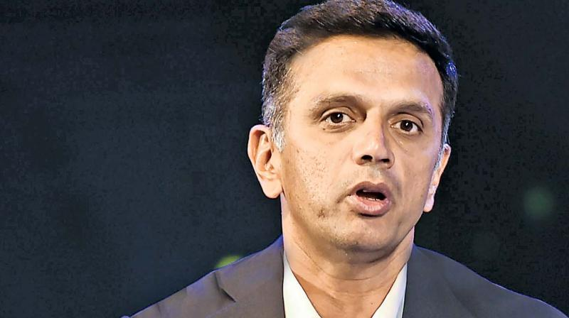 The case against Dravid was brought by Sanjeev Gupta, a state association member of the BCCI. (Photo: File)