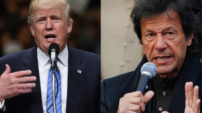 Khan will make his maiden trip to the United States on the invitation of President Trump, Foreign Office Spokesperson Muhammad Faisal announced during his weekly press conference here on Thursday. (Photo: AFP | File)
