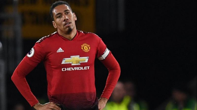 Chris Smalling set for temporary move to Roma