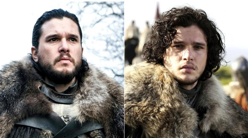 Jon Snow is about to learn a world-shaking truth about his origins as season eight begins. (Photo: AP)