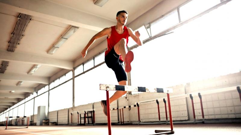 Many athletes, especially amateurs, do not have the flexibility, mobility, core strength and muscles to perform high-intensity exercises, hence should be cautious. (Photo: Representational/Pexels)