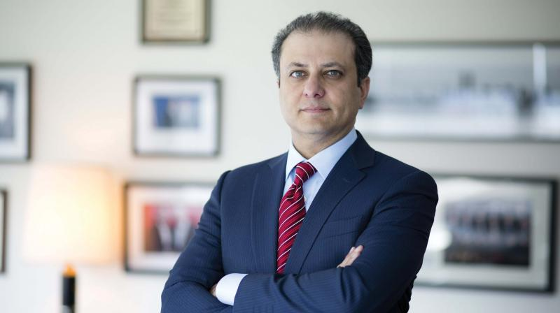 Former US Attorney Preet Bharara