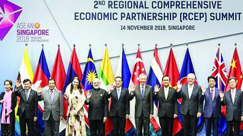 India has raised concerns about the lack of market access that led to trade imbalances with other nations covered by the agreement.