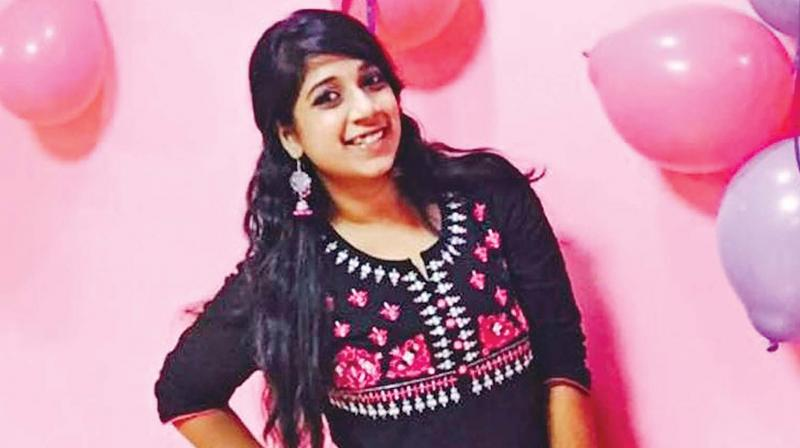 Social media was flooded with comments against the illegal hoardings and people expressed anguish over her death.