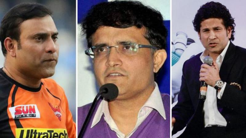 Tendulkar and Laxman have resigned from the CAC while there is no information from Sourav Ganguly, so a new committee will be formed for the appointment of head coach. (Photo: AFP)