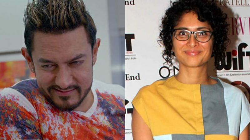 Kiran Rao is one of the producers of Aamir Khan starrer 'Secret Superstar.'
