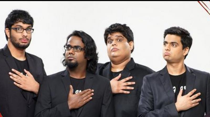 In a statement shared on its official Twitter account, the company also said the AIB YouTube channel is 'dead for the foreseeable future.' (Screengrab | Twitter | AIB)
