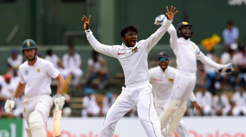 Dananjaya has emerged as Sri Lanka's one of the main bowlers in the limited-over cricket. (Photo: AFP)