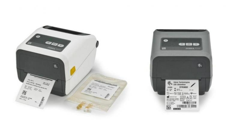 Zebra unveils the ZD420 and ZD620 barcode printers