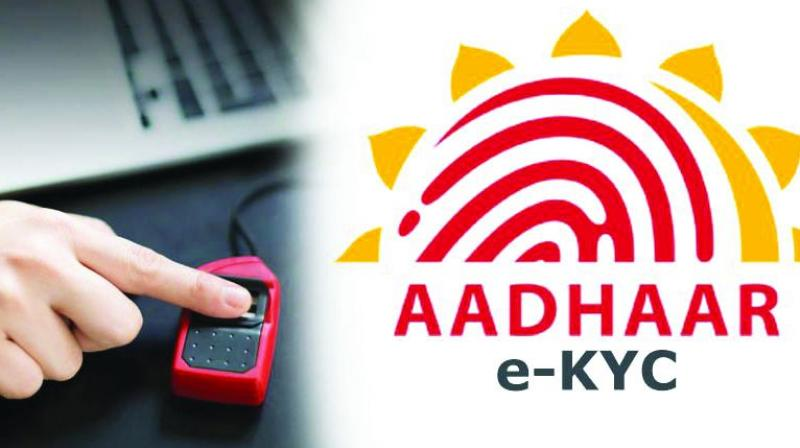 Image result for aadhar e kyc