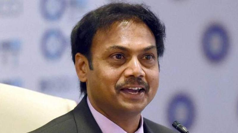 It is learnt that Laxman Sivaramakrishnan will replace MSK Prasad as BCCI's head selector. (Photo: PTI)