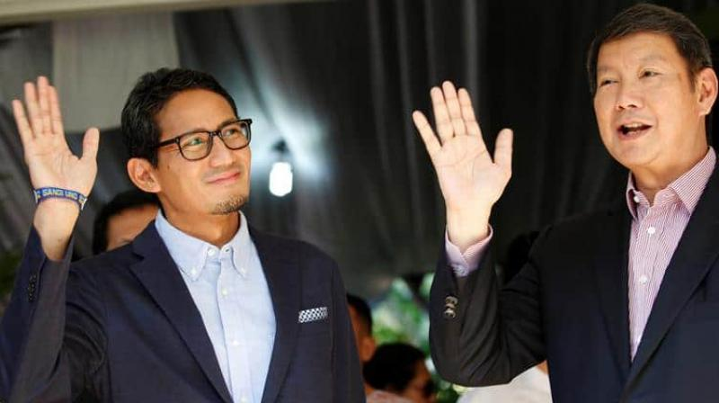 The election supervisory agency earlier this week rejected Subianto's complaint about the election's integrity. (Photo:AP)