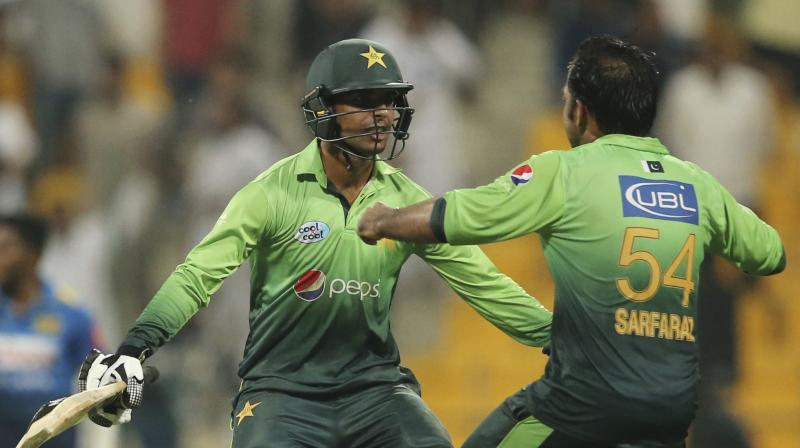 Shadab was named in Pakistan's 15-member World Cup squad but couldn't fly with the team to England after tests revealed traces of hepatitis C in his blood stream. (Photo: AP)