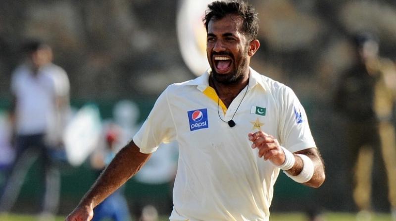 Wahab Riaz takes indefinite break from international cricket