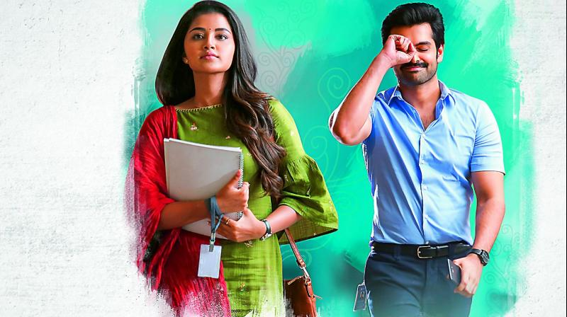 Ram Pothineni's character is very natural and realistic, and Anupama Parameshwaran has excelled in her role once again.