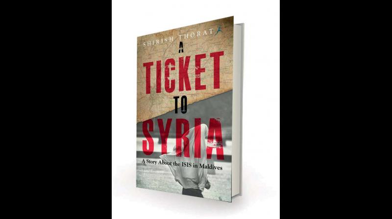 A Ticket to Syria by Shirish Thorat Bloomsbury India