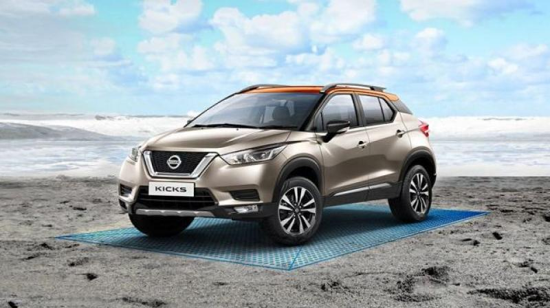 The camp will be held at all authorised Nissan and Datsun service stations.