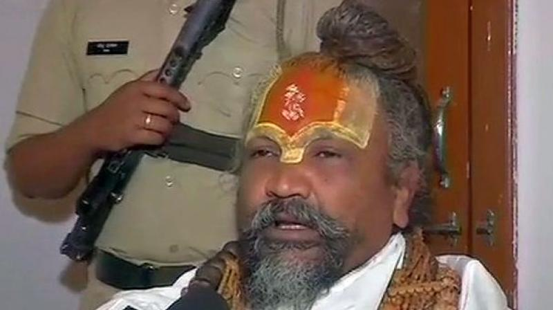 Computer Baba, 4 other Hindu religious leaders get MoS status in MP